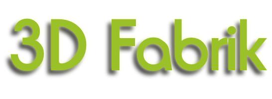 3D-Fabrik, 3D Drucker Handels GmbH-Logo