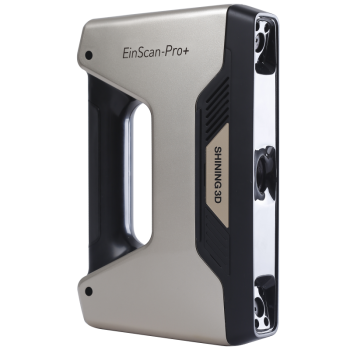 EinScan-Pro+ 3D Scanner - Complete Pack