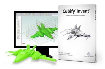Cubify Invent Software
